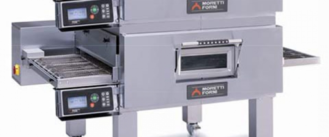 Forno T97G 2camere
